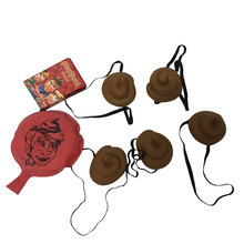 Poopyhead Headbands Tricks Jokes Pranks Whoopie Bag Table Game Toys Fun Novelty(China)
