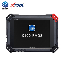 Newest Arrival XTOOL X-100 PAD2 Diagnostic Tool X100 PAD2 Support Key Programmer Odometer Adjust Update Online