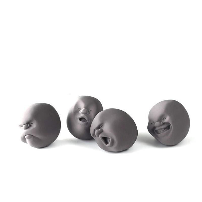 Antistress Ball - Human Face