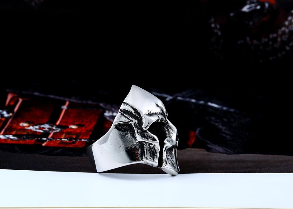 แหวนโคตรเท่ห์ Code 022 แหวน Spartan Warriors สแตนเลส5