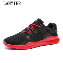 Buy 2017 Hot Sale High Lightweight Laces Unisex Male Shoes Footwear Plus size Men Shoes Breathable Shoes Men for $15.43 in AliExpress store