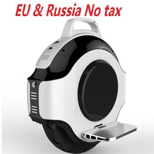 One wheel hoverboard skateboard bluetooth monowheel electric unicycle solowheel gyro scooter monocycle - Russian Federation Store store