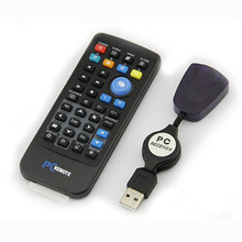 Best Price USB Media Remote Control Controller For PC Loptop Windows Xp Vista 18m Distance
