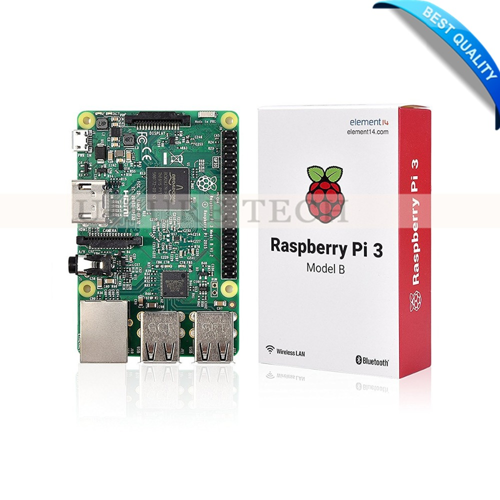 Original Raspberry Pi 3 Model B 1GB Project Board / Raspberry pi / Raspberry / Pi3 b / Pi 3 / Pi 3b with wifi &amp; Bluetooth<br><br>Aliexpress