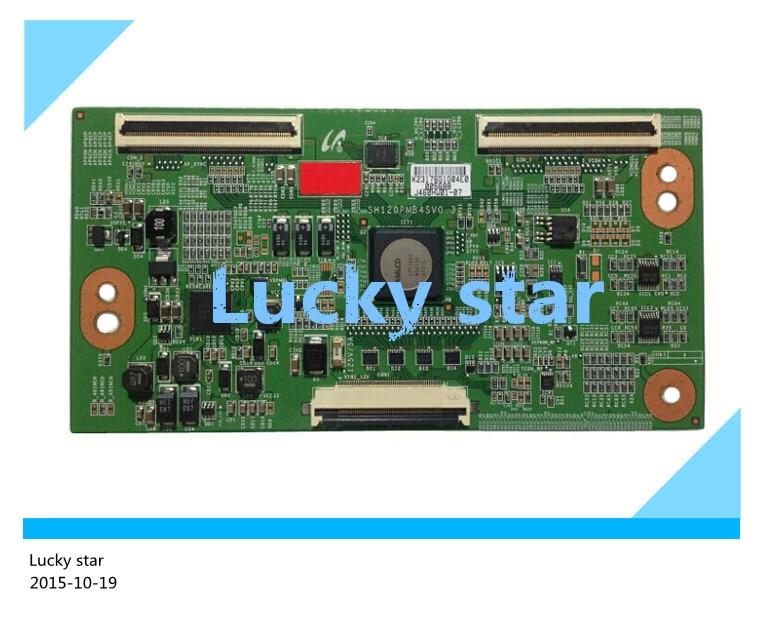 100% tested good working High-quality for original 98% new SH120PMB4SV0.3 for samsung ua46d6000 d6400 logic board 2pcs/lot<br>