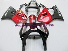 Plastic Fairings Ninja ZX-6r 00 2000 - 2002 636 ZX-6r Plastic Fairings Injection Mouding Body Kits for Kawasaki ZX6r 2002