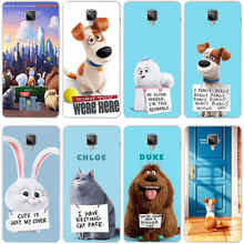 347GH The Secret Life of Pets Hard Transparent Cover Case for Oneplus 3 3T