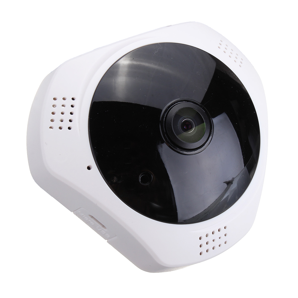 Safurance 360 degree Panoramic Fisheye IP Camera Wifi Security Surveillance Camera VR 3D Cam CCTV Camera<br>