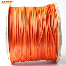 Free Shipping 900KG 2.8mm KITE LINE Spectra Rope 16 weaves 50M WINCH ROPE(China)