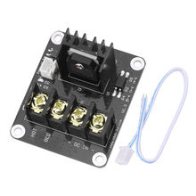 3D Printer Parts General Add-on Heated Bed Power Expansion Module High Power Module Expansion Board for 3D Printer with Cable