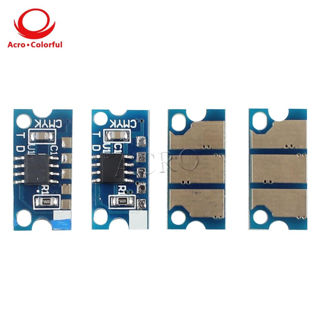 4 x Drum Reset Chips for Konica Minolta Magicolor 8600 8650dn 8650hdn Printer
