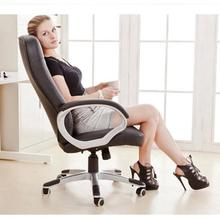 High Quality European Style Office Computer Chair Home Ergonomic Leisure Lifting Super Soft SwivelBoss Chair