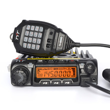 Mini Mobile Radio Transceiver TYT TH-9000D 60W VHF136-174MHz Ham Radio For Bus Taxi Car Truck Radio Communication Two Way Radio