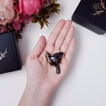eManco Vintage Brooch for women Dress Brooches Pins Jewelry Chic Charming Cute Birds Enamel Fashion Jewellery(China)