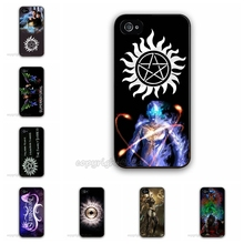 CW TV Show Series Supernatural Case For Apple iPhone 6 Charms Design Mobile Phone Bag Cover For Apple iPhone6 4.7""
