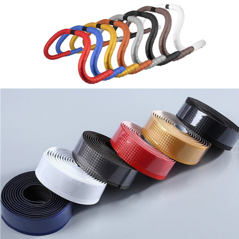 Lightweight Handband Comfortable Non-slip Handlebar Tape Bar Tape Multi-Color