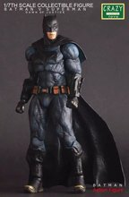 Crazy Toys Batman The Dark Night PVC Action Figure Collectible Model Toy 25cm KT3116(China)