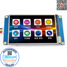 "3.5"" English Version Nextion Basic HMI Intelligent Smart USART UART Serial Touch TFT LCD Module Display Panel for Arduino(China)"