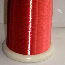 100m Red Magnet Wire 0.2mm Enameled Copper wire Magnetic Coil Winding(China)