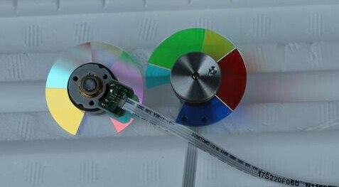 ES521 projector color wheel 6 segment 40mm<br><br>Aliexpress