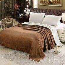 Warm Winter Wool Blanket Ferret Cashmere Blanket Warm Blankets Fleece Super Warm  Soft Throw On Sofa Bed 858a93dad