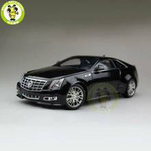 1/18 Kyosho G005BK GM Cadillac CTS Coupe Diecast Model Car Black