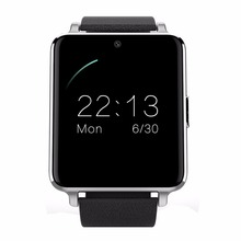 Silver BM7P Bluetooth Smart Watch smart alarm clock on wrist activity tracker men watch & Phone For Iphone Huawei LG Sony HTC