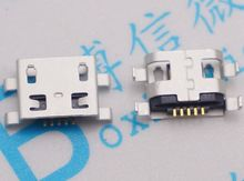 50pcs Micro USB 5pin B Type Female Socket S11 Connector  Plain Mouth For Mobile Phone Charging High Quality Sell At A Loss
