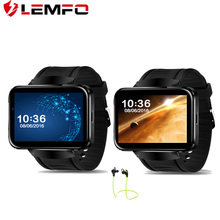 LEM4 Smart Watch MT6572A Google Voice Download faceboock twitter whatsapp Apps For Android Smartphone