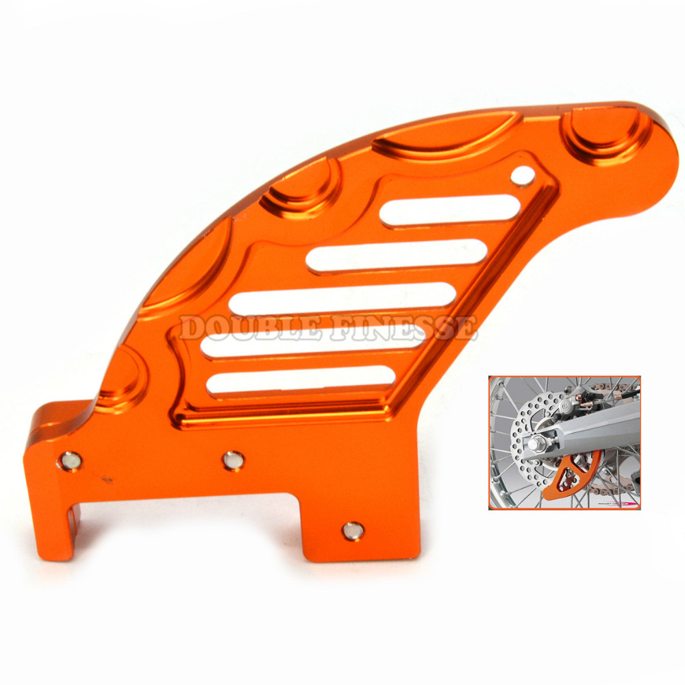 Orange Color New Hot Selling Motorcycle Rear Brake Disc Guard Potector FOR Husaberg FE/FS/FX 250/350/390/450/501/570 2009-2014<br><br>Aliexpress