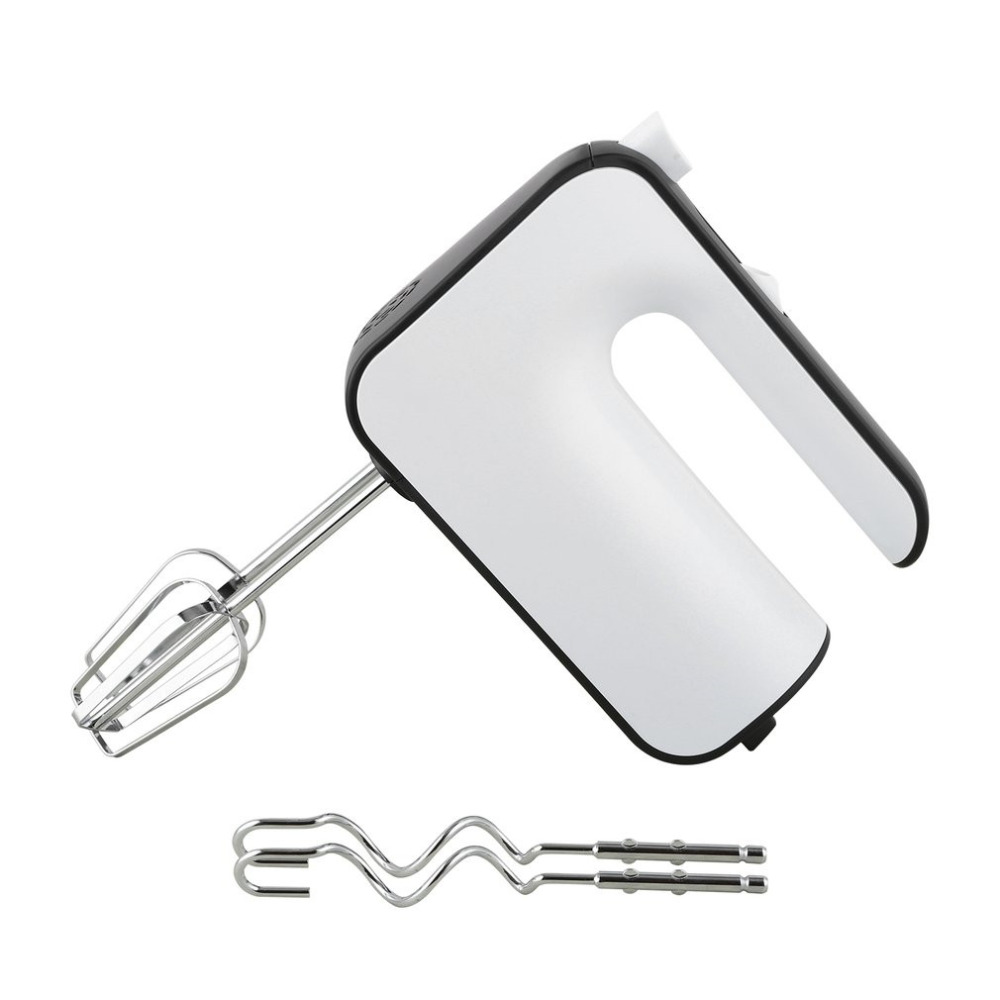Household Handheld Electric Eggs Beater Blender With 5 Speed Automatic Stirred Food Mixer Kitchen Tools For Baking EU Plug<br>