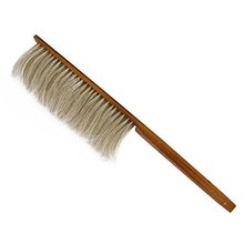 SDFC Beekeeping Bee Brush Beekeeper Beehive Tool Horse Bristle with Wooden Handle--40cm(China)