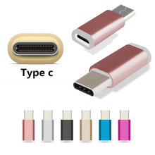 Usb Type C 3.1 Charger Adapter To Micro Usb Converter Phone Usb-C For Oneplus 5 3t 3/Huawei Mate 10/Lg V30 G6 G5/Sony Xperia Xz(China)