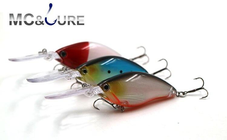 1PCS  Crankbait Wobblers Hard Fishing Tackle 18g 11cm Swim bait Crank Bait Bass Fishing Lures <br><br>Aliexpress