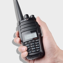 YT TH-UV8000D 10W 3600mAh Two-Way Ham Radio Walkie Talkie 136-174/400-520Mhz powerful walkie talkie for hunting