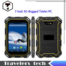 Original ALPS S933 MTK8382 quad core 3G 7.0 inch IP68 waterproof  tablet  pc 7000mAH Android 4.4  waterproof tablet t70 killer