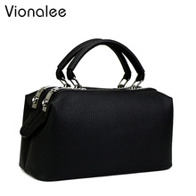 Women Bag Tote Boston Handbags Women's Shoulder Bags 2017 New Ladies Top-handle Bags For Women's Fashion Bags Female Designer