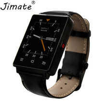 D6 Android 5.1 Smart Watch MTK6580 Quad Core 1GB + 8GB Bluetooth 4.0 WIFI 3G Phone Wristwatch Support Google GPS Map Smartwatch