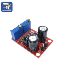 5pcs/lot NE555 pulse frequency adjustable duty cycle square wave modules rectangular wave signal generator stepper motor driver