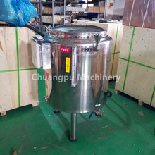 100liter Factory Direct Quality Assurance Best Price Apple Juice/Beer/Milk Pasteurization Machine