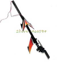 Free shipping JXD 350 350V Total tail set JXD350 350V RC Helicopter Spare Parts Tail pipe unit