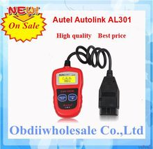 2017 High Quality Autel Diagnostic Scan Tool Al301 Code Reader AutoLink AL 301 Professional Autel AL301 Original Version