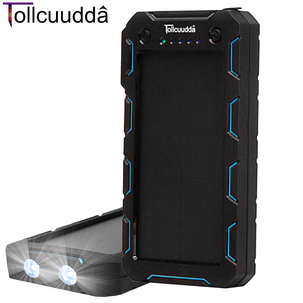 Tollcuudda External Battery Power Pover Bank 13000...