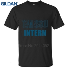 TEAM ZISSOU INTERN Life Aquatic Wes Anderson Bill Murray Natural The new black t shirts tee shirts