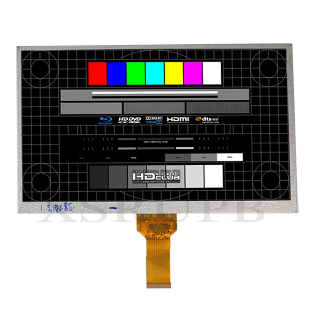 10.1  Inch LCD Screen For teXet TM-1046 LCD Display Panel Repartment<br>