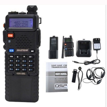 Dual Band Ham Radio BAOFENG UV-5R 3800mAh 136-174 / 400-520 Mhz Dual Band with 3800 mAh li-ion battery Radio free earpiece