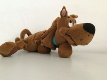 Cute Scooby Doo Dog Plush Toys 30CM Modeling Scooby Doo Dog Toys Soft Stuffed & Plush Animals Children Toy For Kids Gifts jouet