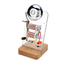 HUA MAO Electric Bell Scientific Experiment Equipment Student Science Educational Toys For Children