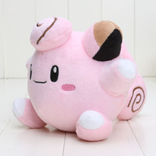 15cm Cute Pocket doll Plush toys Clefairy Stuffed Toy doll(China)