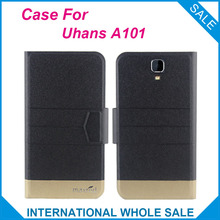 Super!Uhans A101 Case ,5 Colors Full Flip Fashion Customize Leather Uhans - Cyinuo Store store